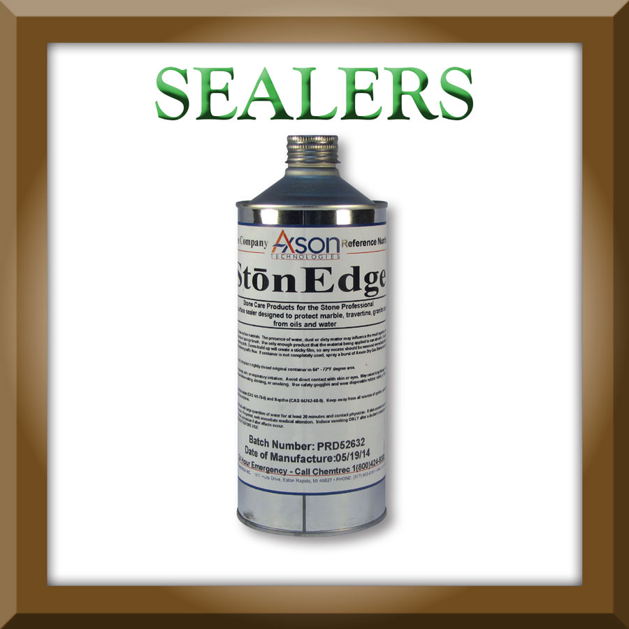 Wood and Stone Sealer